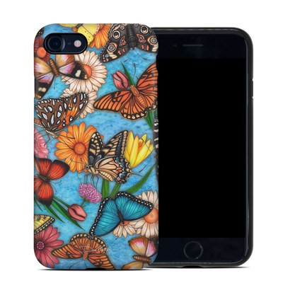 Apple iPhone 7 Hybrid Case - Butterfly Land