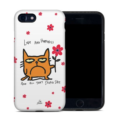 Apple iPhone 7 Hybrid Case - Catwad Happy