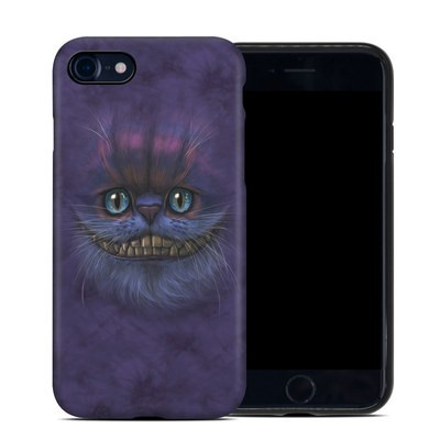 Apple iPhone 7 Hybrid Case - Cheshire Grin