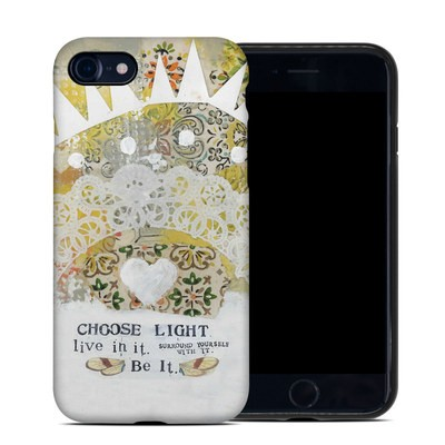 Apple iPhone 7 Hybrid Case - Choose Light