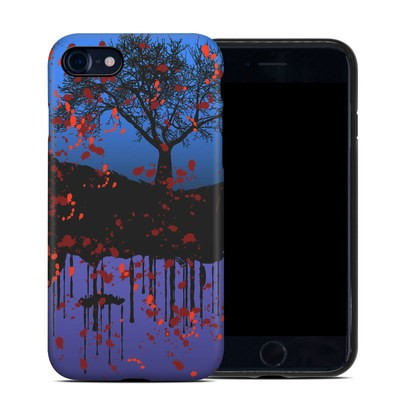 Apple iPhone 7 Hybrid Case - Cold Winter