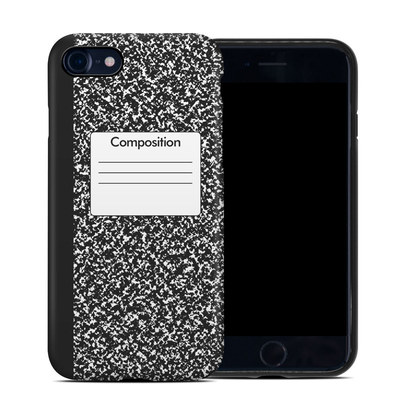 Apple iPhone 7 Hybrid Case - Composition Notebook