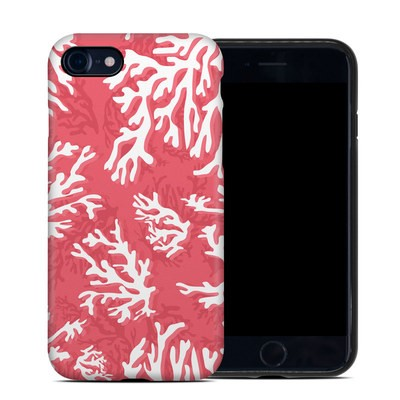 Apple iPhone 7 Hybrid Case - Coral Reef