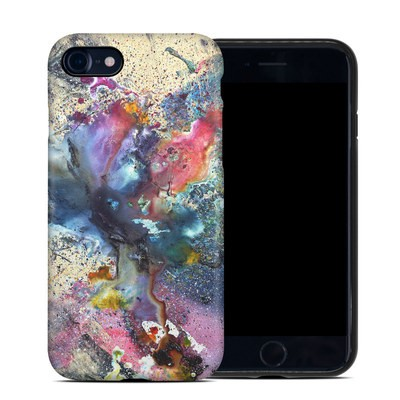 Apple iPhone 7 Hybrid Case - Cosmic Flower
