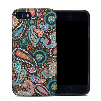 Apple iPhone 7 Hybrid Case - Crazy Daisy Paisley