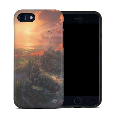 Apple iPhone 7 Hybrid Case - The Cross