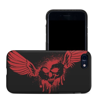 Apple iPhone 7 Hybrid Case - Dark Heart Stains