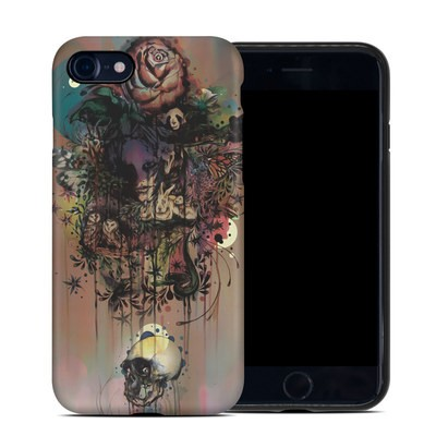 Apple iPhone 7 Hybrid Case - Doom and Bloom