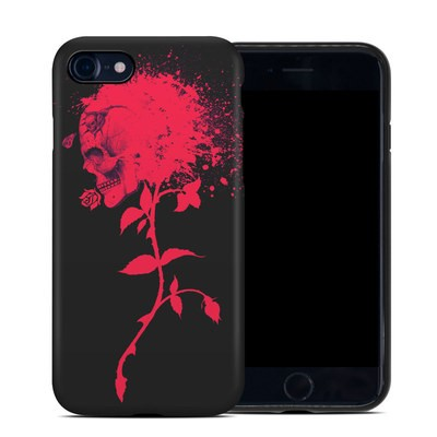 Apple iPhone 7 Hybrid Case - Dead Rose