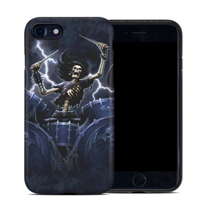 Apple iPhone 7 Hybrid Case - Death Drummer