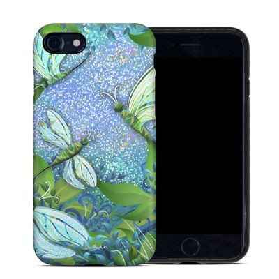 Apple iPhone 7 Hybrid Case - Dragonfly Fantasy