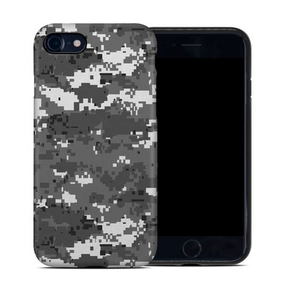 Apple iPhone 7 Hybrid Case - Digital Urban Camo