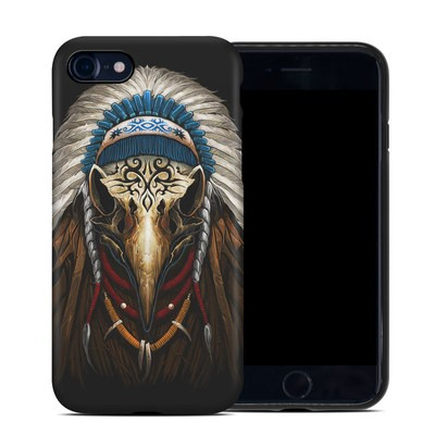 Apple iPhone 7 Hybrid Case - Eagle Skull