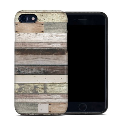 Apple iPhone 7 Hybrid Case - Eclectic Wood