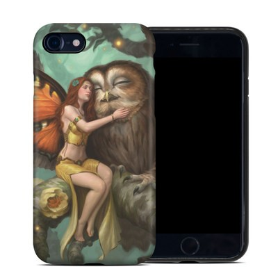 Apple iPhone 7 Hybrid Case - Fairy and Owl