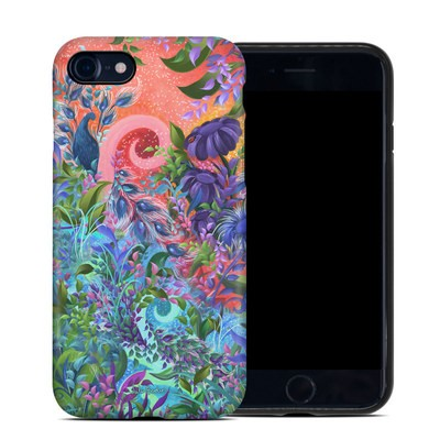 Apple iPhone 7 Hybrid Case - Fantasy Garden