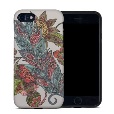 Apple iPhone 7 Hybrid Case - Feather Flower