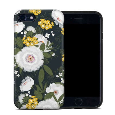 Apple iPhone 7 Hybrid Case - Fleurette Night