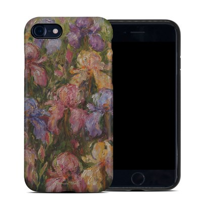 Apple iPhone 7 Hybrid Case - Field Of Irises