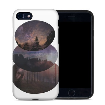 Apple iPhone 7 Hybrid Case - Forsaken Woods
