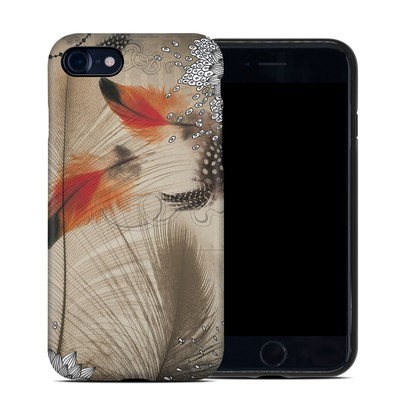 Apple iPhone 7 Hybrid Case - Feather Dance
