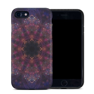 Apple iPhone 7 Hybrid Case - Galactic Mandala