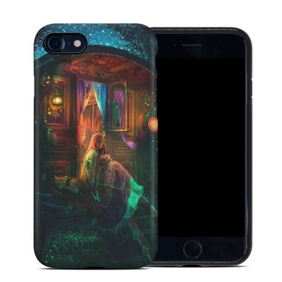 Apple iPhone 7 Hybrid Case - Gypsy Firefly