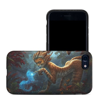 Apple iPhone 7 Hybrid Case - Ghost Centipede