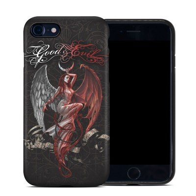 Apple iPhone 7 Hybrid Case - Good and Evil