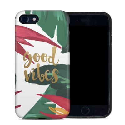 Apple iPhone 7 Hybrid Case - Good Vibes