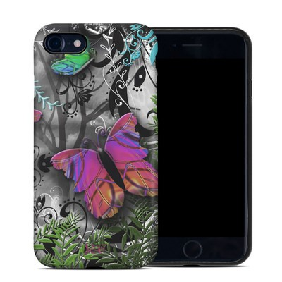 Apple iPhone 7 Hybrid Case - Goth Forest