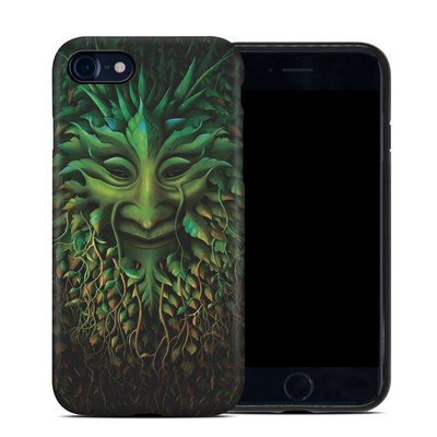 Apple iPhone 7 Hybrid Case - Greenman