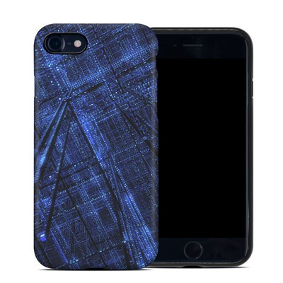 Apple iPhone 7 Hybrid Case - Grid