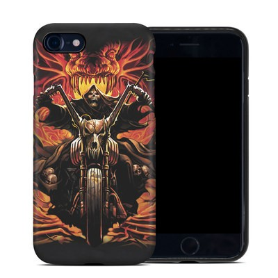 Apple iPhone 7 Hybrid Case - Grim Rider