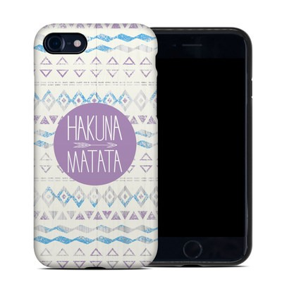 Apple iPhone 7 Hybrid Case - Hakuna Matata