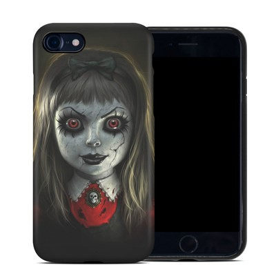 Apple iPhone 7 Hybrid Case - Haunted Doll