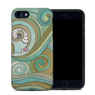 Apple iPhone 7 Hybrid Case - Honeydew Ocean