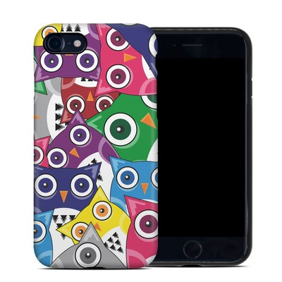 Apple iPhone 7 Hybrid Case - Hoot