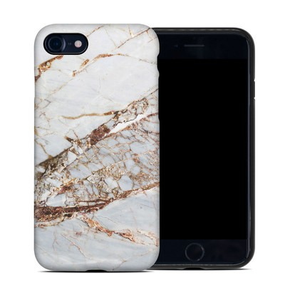 Apple iPhone 7 Hybrid Case - Hazel Marble