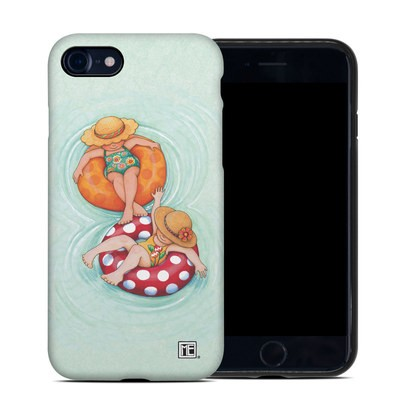 Apple iPhone 7 Hybrid Case - Inner Tube Girls