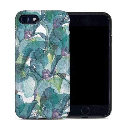 Apple iPhone 7 Hybrid Case - Iris Petals