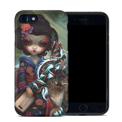 Apple iPhone 7 Hybrid Case - Kirin and Bakeneko