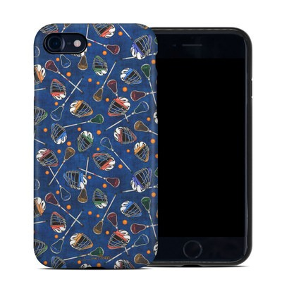 Apple iPhone 7 Hybrid Case - Lacrosse