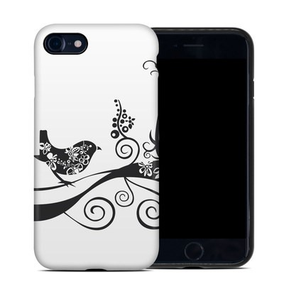 Apple iPhone 7 Hybrid Case - Little Curly