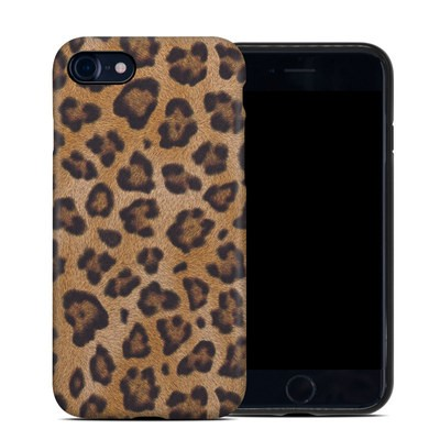 Apple iPhone 7 Hybrid Case - Leopard Spots