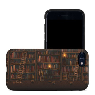 Apple iPhone 7 Hybrid Case - Library