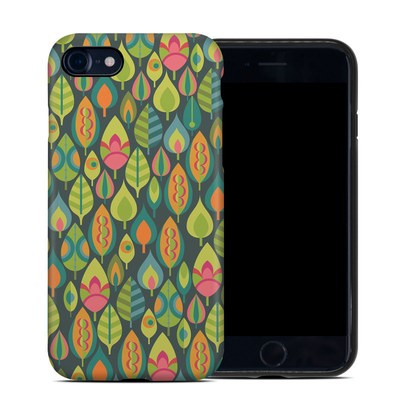 Apple iPhone 7 Hybrid Case - Little Leaves