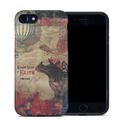 Apple iPhone 7 Hybrid Case - Leap Of Faith