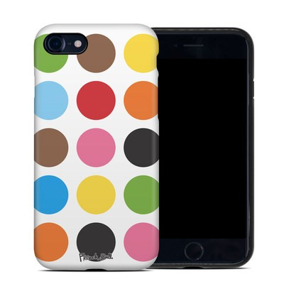 Apple iPhone 7 Hybrid Case - Multidot