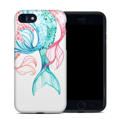 Apple iPhone 7 Hybrid Case - Mermaid Tails